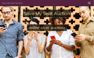 Save My Seat Auction